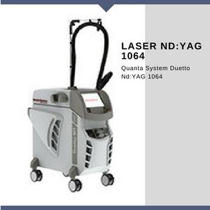 laser per rimozione capillari viso e corpo